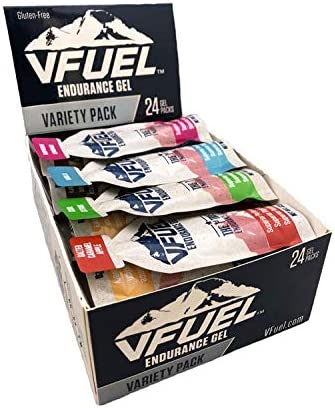 VFuel Endurance Gel 24 Pack Assorted