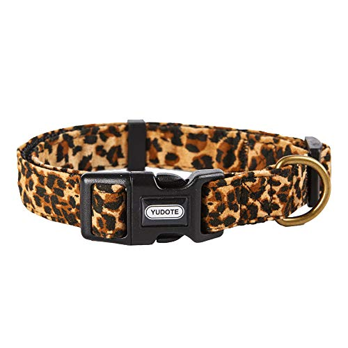 YUDOTE Collars Adjustable Skin Friendly Flocking product image