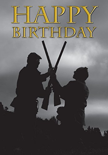 shotgun-shooting-birthday-greeting-card-showing-double-gunning-on-a-game-shoot-silhoette-by-world-re