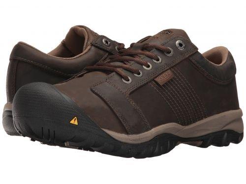 Keen Utility(キーン) メンズ 男性用 シューズ 靴 スニーカー 運動靴 La Conner AT ESD - Cascade Brown [並行輸入品] B07C8RCPQF