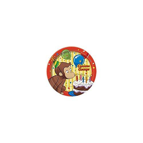 Curio (Curious George Halloween Costume Child)