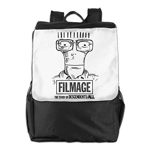 AIJFW Outdoor Travel Bag - Absolutely Fabulous Unisex Backpack Daypack Bookbags Rucksack Weekend Bag ()
