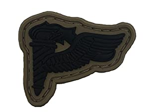 Subdued Us Army Pathfinder Pvc Badge