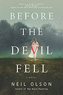 Book Cover: Before the Devil Fell: A Novel