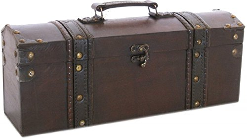 Bella Vita - WBox1 Treasure - Wood Wine Box