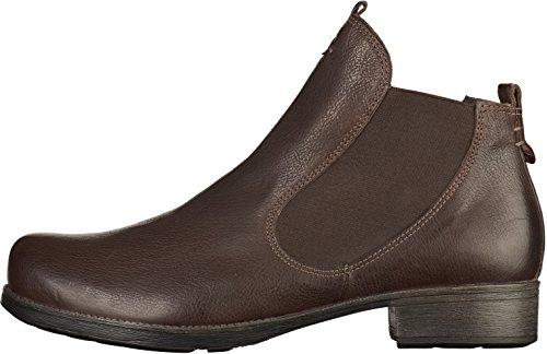 Think! Damen Denk_181011 Chelsea Boots Braun(Dunkelbraun)