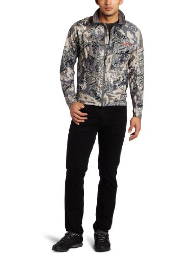 Sitka Gear Men's Ascent Jacket, Optifade Open Country, Medium