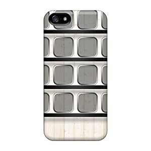 Awesome Case Cover/iphone 5/5s Defender Case Cover(white Iphone)