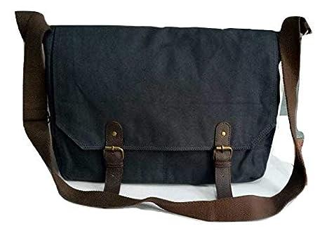 7f324773055 Image Unavailable. Image not available for. Colour: Sukhani Blue Colour  Side Bag(Canvas)