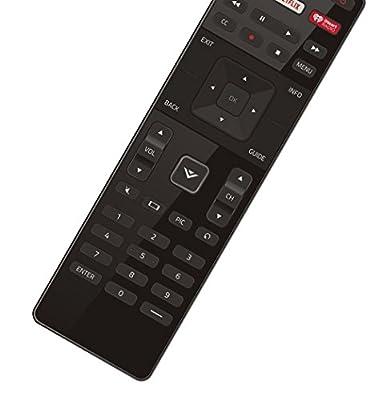 New XRT122 Remote Control for Vizio LCD LED HD TV E28hc1 E24c1 D55U-D1 D55UD1 D58U-D3 D58UD3 D65U-D2 D65UD2 E32-C1 E32C1 E32H-C1 E32HC1 E40-C2 E40C2
