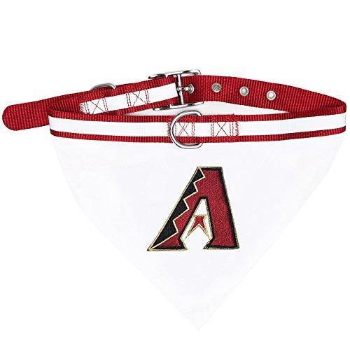 (Pets First DMB-4005-SM MLB Arizona Diamondbacks Bandana, Small, MLB Team)