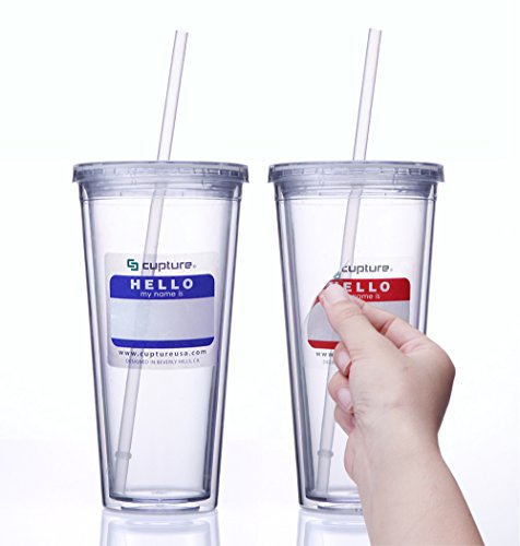 insulated 24 oz tumbler with lid - 2