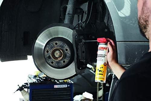 Sonax Bremsen Teilereiniger 5 Liter Entfernt Bremsstaub Sowie öl Fett Und Silikonhaltige Verschmutzungen Und Verkrustungen Art Nr 04835050 Auto