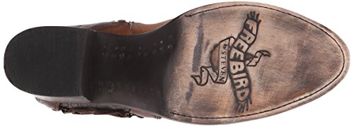 Freebird Womens Wyatt Harness Boot Cognac jxiu8Yvnfp