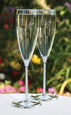 Glittering Beads Flutes (Glittering Beads Flutes - Personalized)