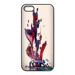 Jumphigh Splash IPhone 5,5S Case High Speed Splash, Splash, {Black} by ruishername