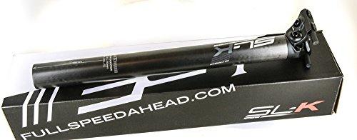 FSA SL-K SB20 Bike Seatpost 31.6mm X 350mm UD Carbon Fiber Black NEW Fsa Fiber Saddle