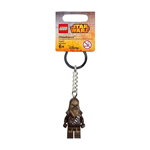 Lego Star Wars Chewbacca Key Chain -