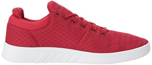 Swiss Pepper Sneakers White Aero Chili Rouge Trainer Homme K T Basses BfOqnBdZ