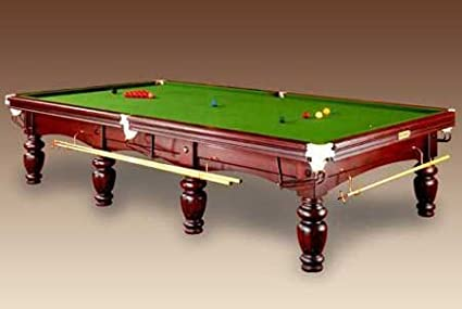 Tidsmæssigt Buy 21 BALLS Snooker Table (Size: 6X12 Ft) Online at Low Prices in CO-17
