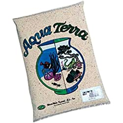 Worldwide Imports AWW80075 Aqua Terra Sand, 5-Pound, Natural Tan