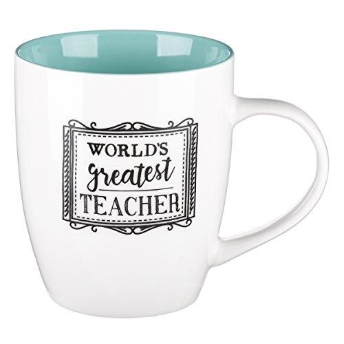 World's Greatest Teacher Coffee Mug]()