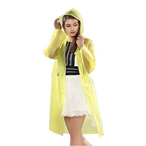 Adultes À Yellow2 Adulte Vêtements Style Randonnée La Poncho De Dérive Mode L'eau Imperméable Air En Simples Plein Long Imperméables Emmay Tourisme Fête qU16AF5wU
