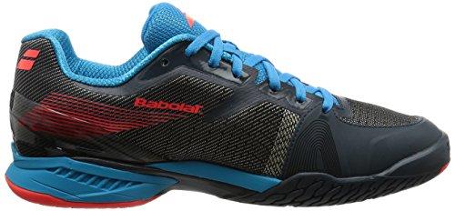 Babolat de hombre Jet All Court–Zapatillas de tenis AZUL GRIS