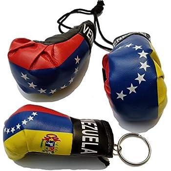 Amazon.com: BUNFIRES - 2 guantes de boxeo con diseño de ...