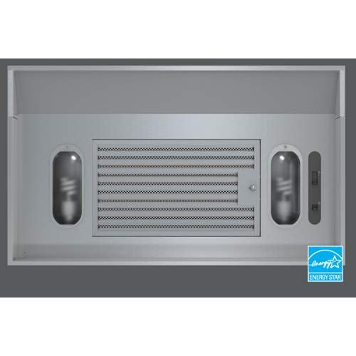 Zephyr Vortex ES OPL Stainless Steel One-Piece Hood Liner