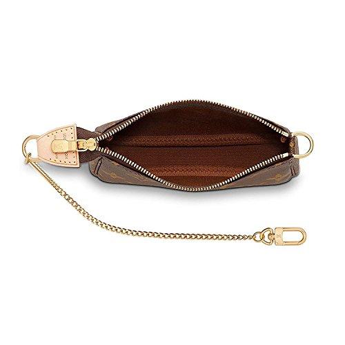 c80deae51bfb Louis Vuitton Monogram Canvas Mini Pochette Accessoires M58009 - Import It  All