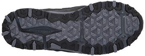 New Balance Men's MT410v5 Cushioning Trail Running Shoe, Black, 10.5 D US