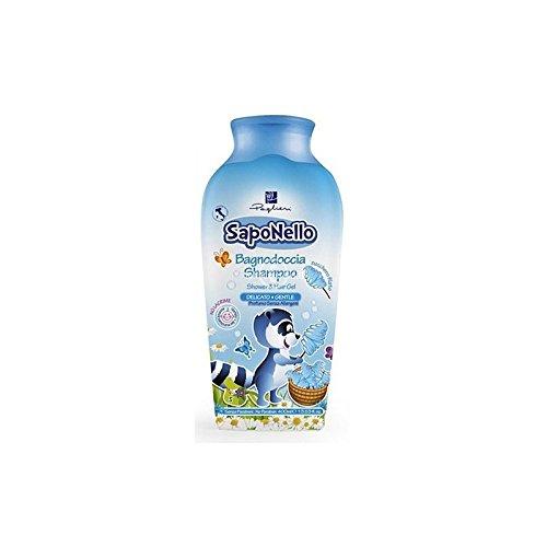 Saponello Z/Filat B/S 400 ml Felce Azzurra