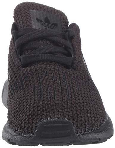 adidas Originals Baby Swift Running Shoe Black, 5K M US Toddler by adidas Originals (Image #4)