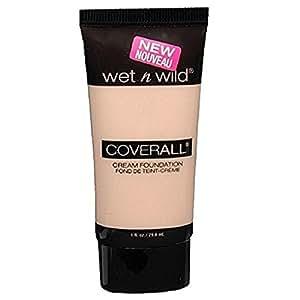 Wet 'n Wild 815 Wet N Wild CoverAll Cream Foundation ~ Fair