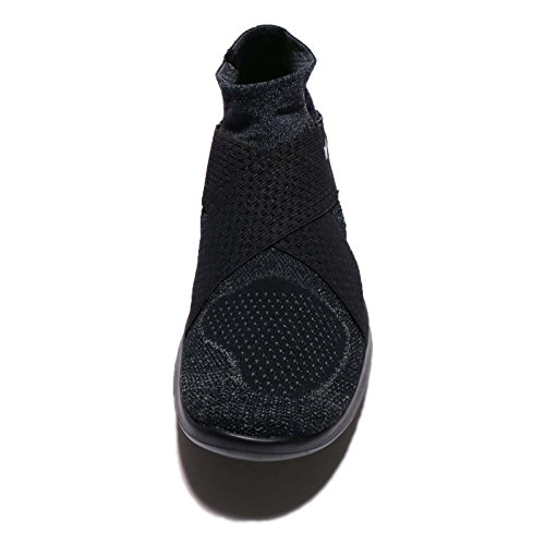 Nike FREE RN MOTION FK 2017 Men's Shoe Black (Black/Dark Grey/Anthracite/Volt 003) rBM80
