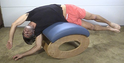 The Body Archer Back Stretching Chair For Back Neck And