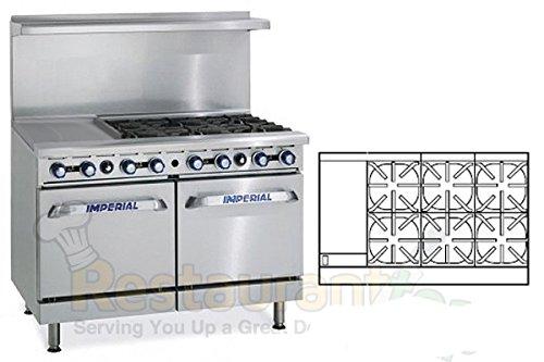 6 oven burner - 8
