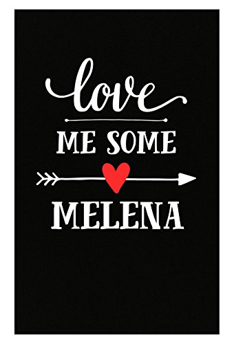 Love Me Some Melena Cool Gift   Poster