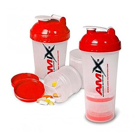 Amix Batidora Especial Shaker - 700 ml: Amazon.es: Salud y cuidado personal