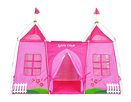 Gigatent Kids Play Tents (Giga Tent Girls Club Kids Play Tent)