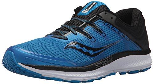 Guide Blu black Saucony blue Scarpe Iso Uomo Running dn8FXq