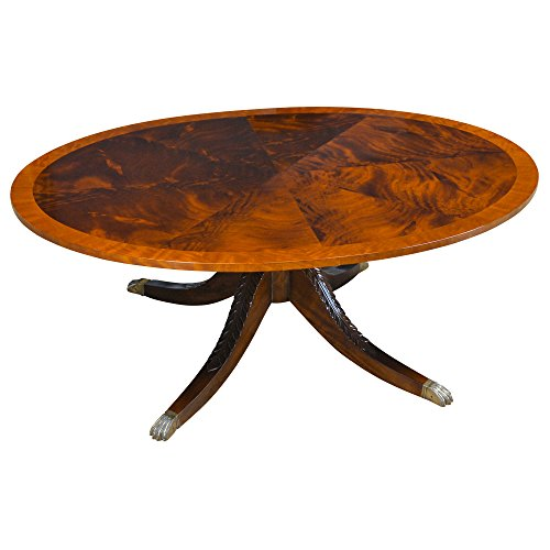 (NSI102 Oval Cocktail Table by Niagara Furniture )