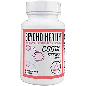 Amazon.com: solanova q-gel CoQ10 60 mg, 60 °Cápsulas blandas ...