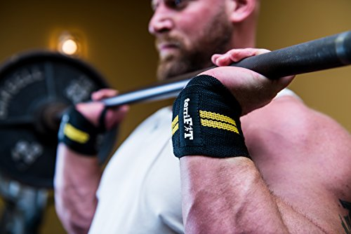 Powerlifting Wrist Wraps And Straps