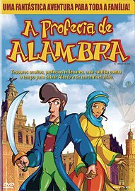 El Embrujo Del Sur aka Profecia De Alambra [Import]