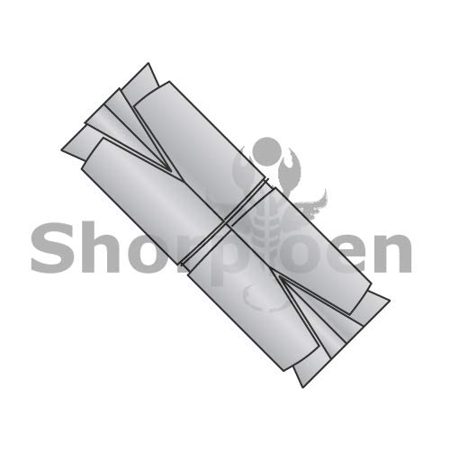 SHORPIOEN Double Expansion Anchor Zamac Alloy 1/2 BC-50AED (Box of 25)