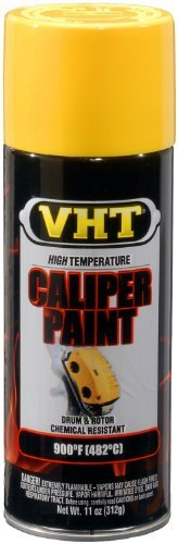 - VHT SP738 Bright Yellow Brake Caliper Paint Can - 11 oz. by VHT
