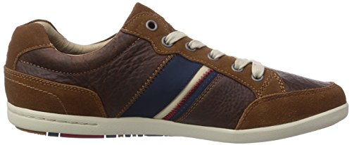 Sneakers homme Kordel Helly Leather 474 Blue Evening basses Hansen Marron Cornstalk qrXq5ctw4
