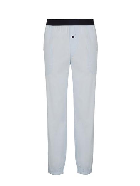Jockey - Pantalón de Pijama - para Hombre Azul S